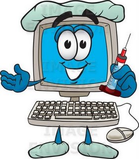 desktop_computer_cartoon_character_holding_a_syringe